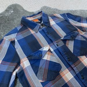 Merrell Plaid Shirt